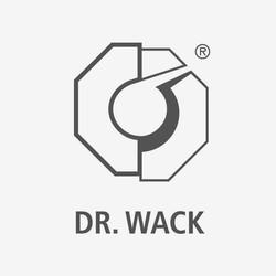 Dr Wack Logo Zubehoer für Fahrraeder