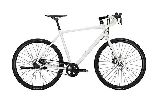Dies ist ein Addy Di2 Cross  Fahrrad, erhältlich bei das Rad in Dortmund