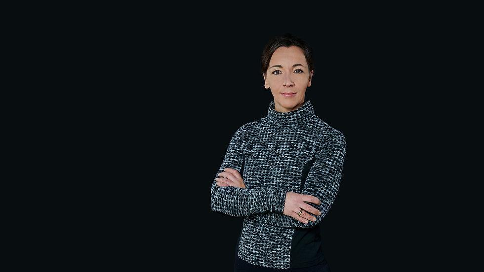 """Porträt von Janine für die Fahrradmarke Stevens für das Fahrradgeschäft und die Fahrradwerkstatt in Dortmund """"Das Rad"""""""