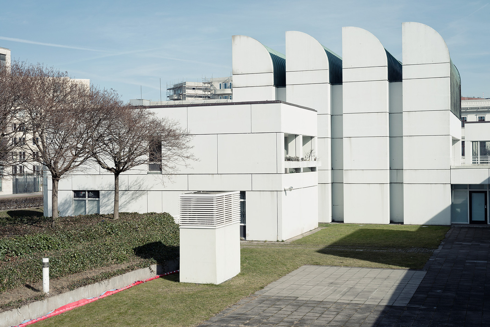 Onarchitecture Bauhaus Archiv Berlin Visual Archive Project