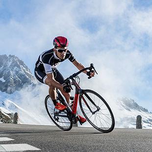 Foto von Stevens Rennraedern bei das Rad in Dortmund