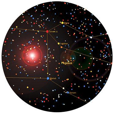 Sternpatenschaft SOLARIX
