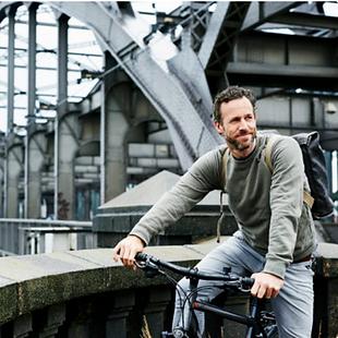 Foto von Stevens Urban Fahrraedern bei das Rad in Dortmund