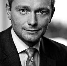 Politiker Portrait Christian Lindner