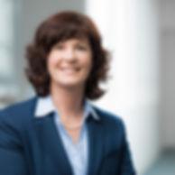Business Make-up für eine Fotoproduktion von Opgenhoff & Cramer für die Unternehmenskommunikation.