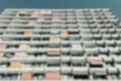 Architetur 60er 70er, Stuttgart , Architekt, Werner Düttmann, Architektur, Architekturfotografie, Bussenius Reinicke, Fotograf, Fotostudio, Gelsenkirchen, Ruhrgebiet, Brutalismus, OnArchitecture
