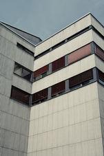 Deutsche Oper, Architektur 60er 70er, Berlin, Architekt, Fritz Bornemann, Architektur, Architekturfotografie, Bussenius Reinicke, Fotograf, Fotostudio, Gelsenkirchen, Ruhrgebiet, Brutalismus, OnArchitecture