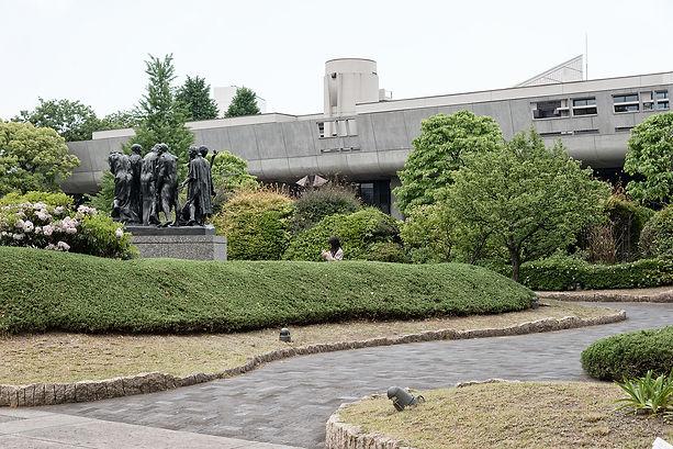 TOKYO BUNKA KAIKAN Ort: Ueno    Nutzung: Konzerthalle    Architekt:  Kunio Maekawa     Baubeginn: 1961    Denkmalschutz:     Fotografie: Bussenius & Reinicke 2019