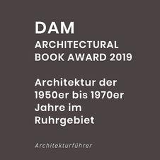DAM ARCHITECTURAL BOOKAWARD