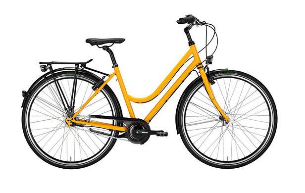 Dies ist ein Addy Urban Fahrrad, erhältlich bei das Rad in Dortmund