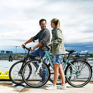 Foto von Stevens Trekking Fahrraedern bei das Rad in Dortmund