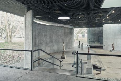 ARCHITEKTUR FOTOGRAFIE // LEHMBRUCK MUSEUM