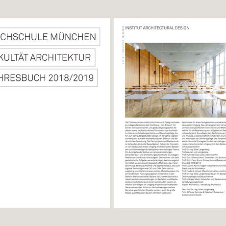 ARCHITEKTUR & FOTOGRAFIE