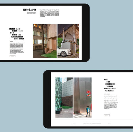 WEB DESIGN // OPEN RESEARCH PROJECT