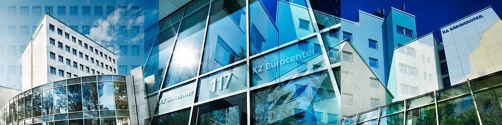 K2 Bürocenter in Dortmund, Büro und Ausstellungsflächen mieten, Gewerbefläche mieten, Praxis mieten