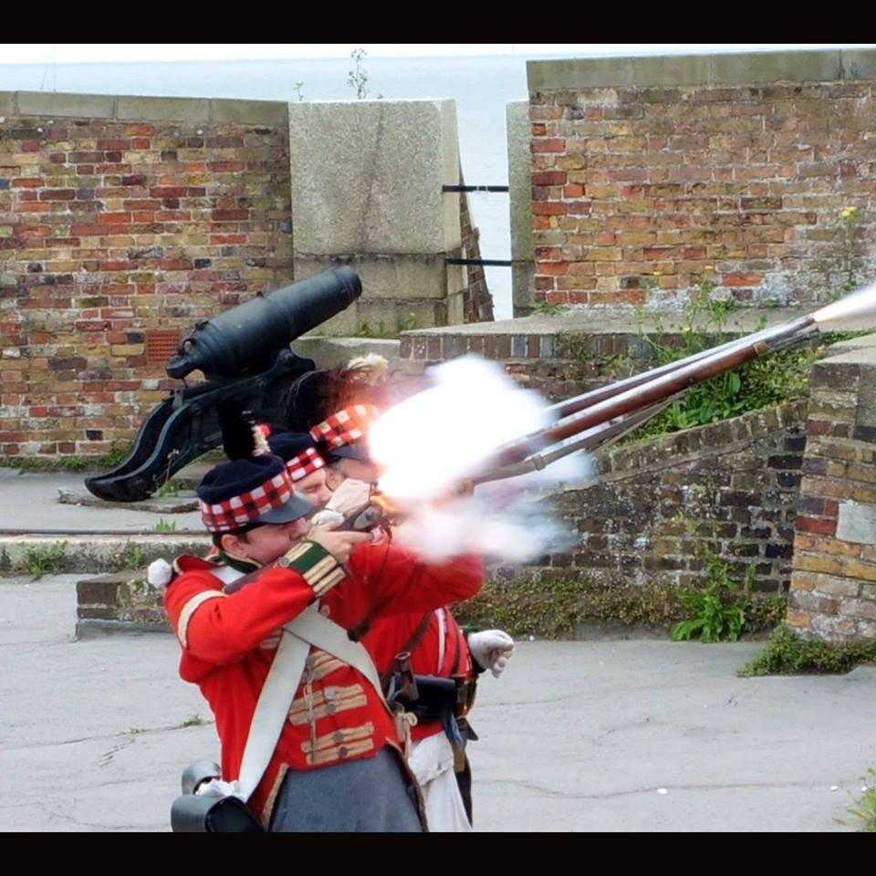 Firing display