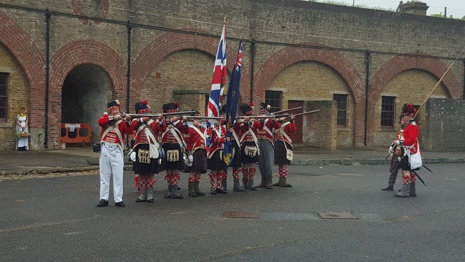 2016 at Dover Fort Burgoyne