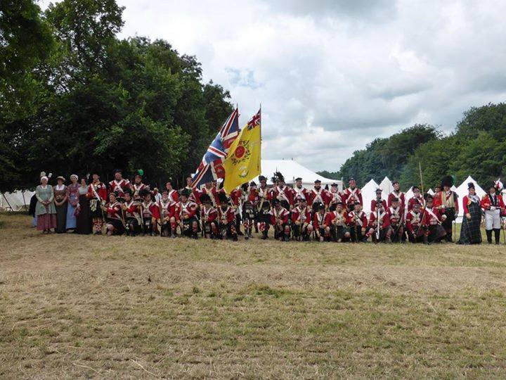 The Scottish at Waterloo 2015