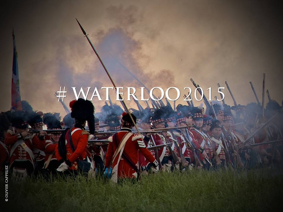 Waterloo 2015 The 200th anniversary
