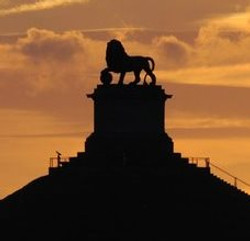 The Lion Mount at Waterloo