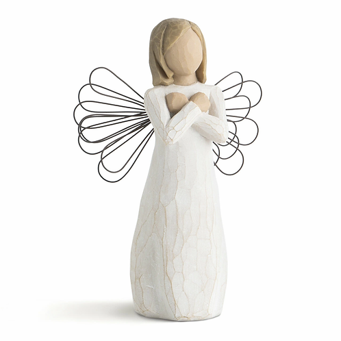 Willow Tree Sign for Love Figurine by Susan Lordi