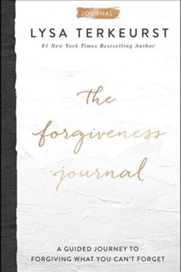 The Forgiveness Journal Lysa TerKeurst