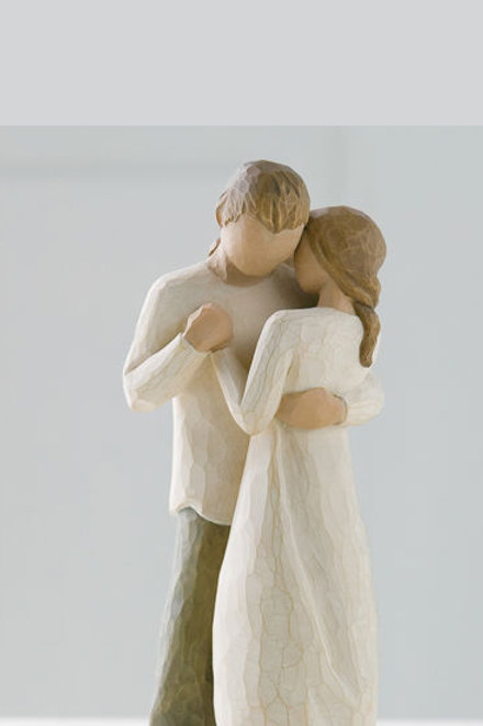 Willow Tree Promise Figurine by Susan Lordi