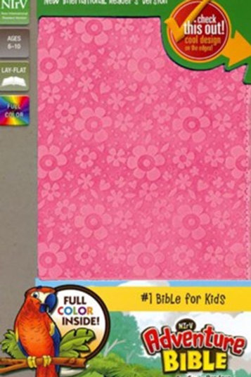 NIrV Adventure Bible for Early Readers, Hot Pink By: Lawrence O. Richards