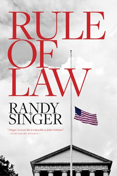 Rule of Law by Randy Singer Softcover Book
