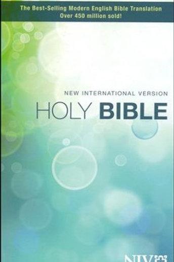 NIV Holy Bible, Compact Edition
