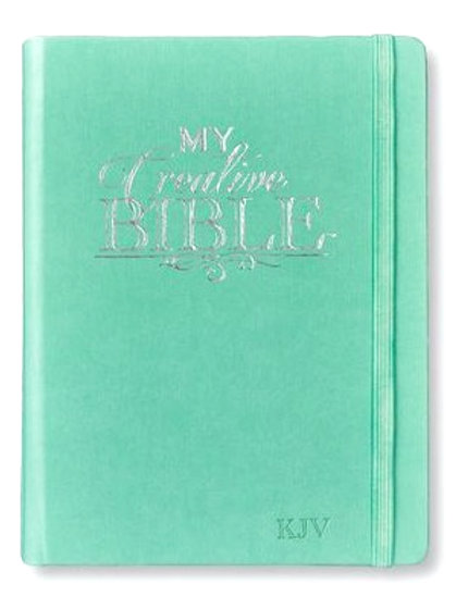 KJV My Creative Bible, Teal