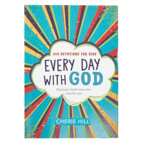 Every Day With God Gift Book