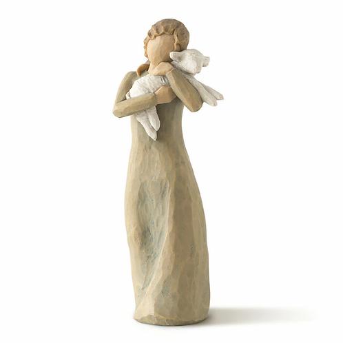 Willow Tree Peace on Earth Figurine by Susan Lordi