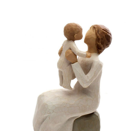 Willow Tree Grandmother Figurine by Susan Lordi
