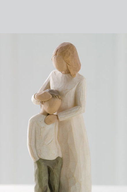 Willow Tree Mother and Son Figurine by Susan Lordi