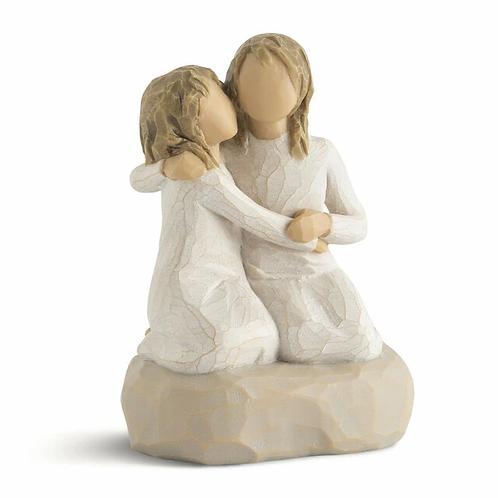 Willow Tree Sister Mine Figurine by Susan Lordi