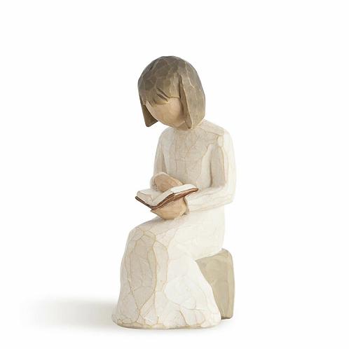 Willow Tree Wisdom Figurine by Susan Lordi