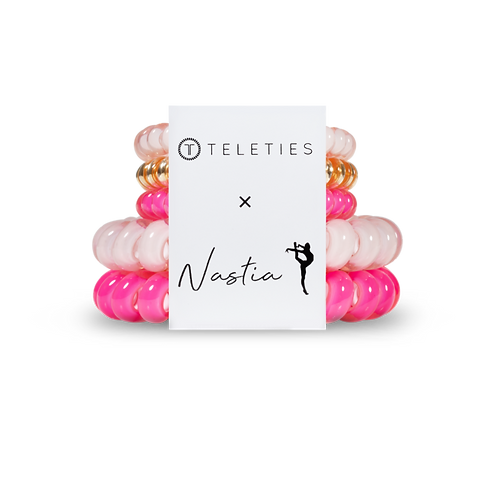 Mixed Teleties Nastia Liukin Pack of 5
