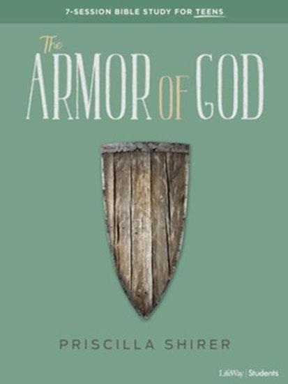 The Armor of God, Teen Bible Study Book