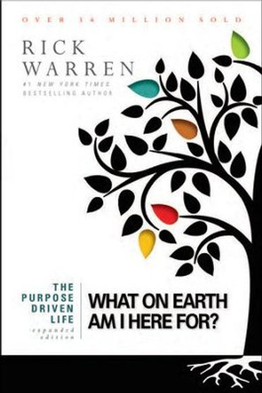 The Purpose-Driven Life: What on Earth Am I Here For? (Softcover)