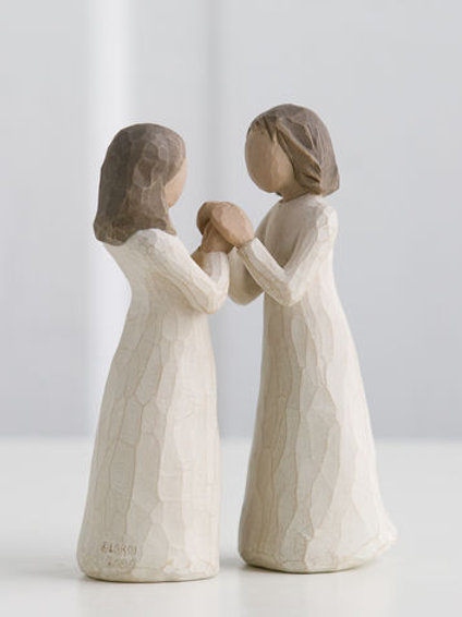Willow Tree Sisters by Heart Figurine by Susan Lordi