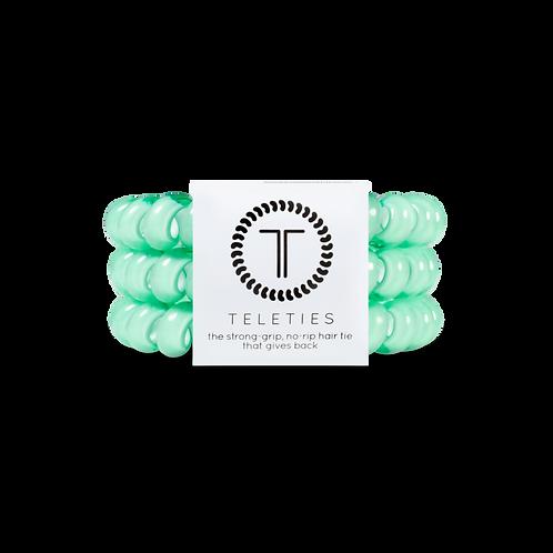 Large Teleties Mint Pack of 3