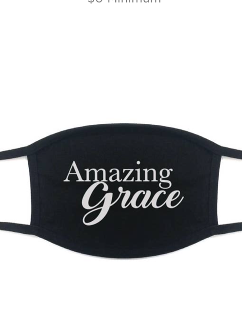 Face Mask Amazing Grace