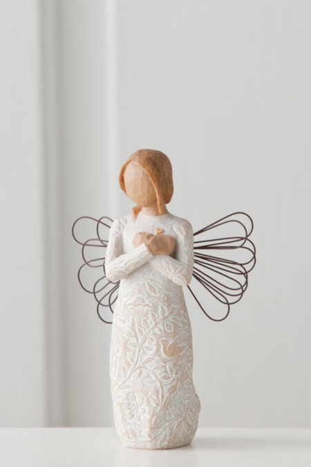 Willow Tree Remembrance Angel Figurine by Susan Lordi