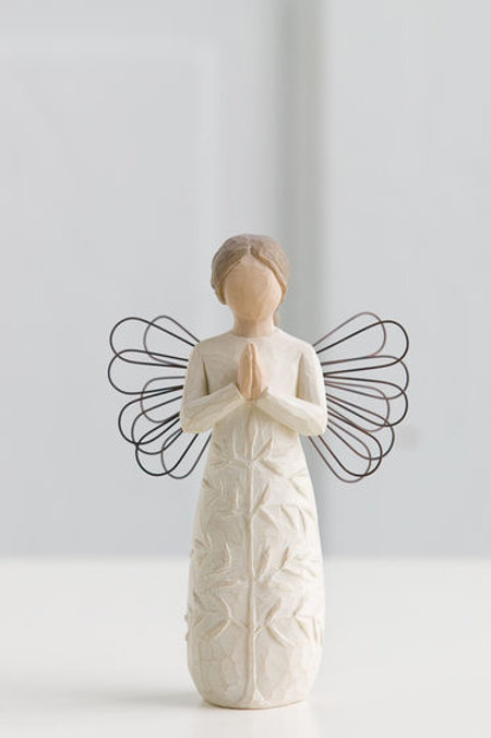 Willow Tree® A Tree, A Prayer Angel Figurine by Susan Lordi