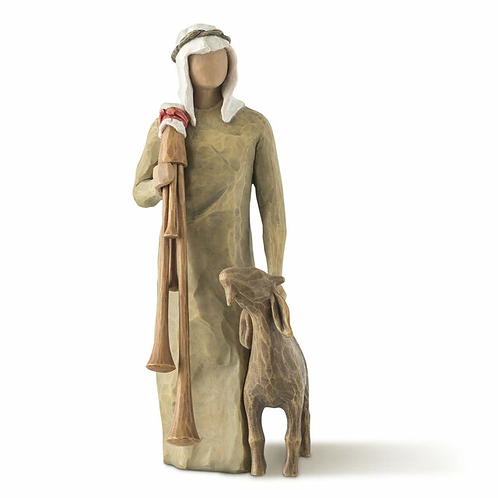 Willow Tree Zampognaro Figurine by Susan Lordi