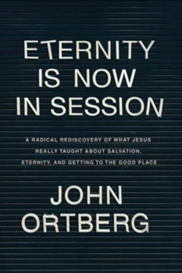 Eternity is Now in Session, Hardcover Book