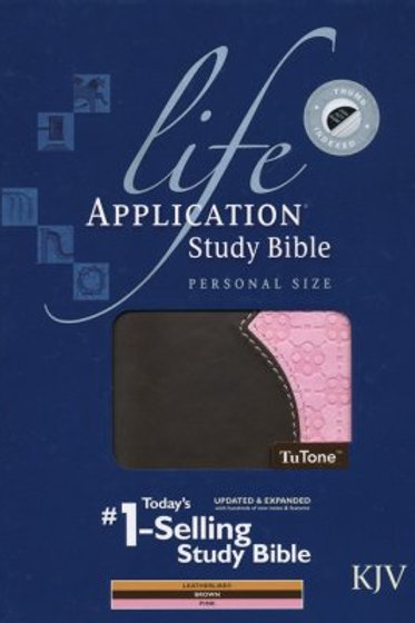 Publisher's Description  The Life Application Study Bible is today's #1-selling