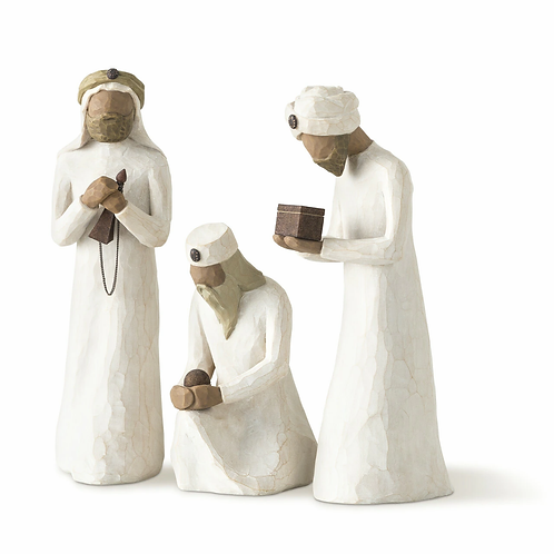 Willow Tree The Three Wisemen Figurines by Susan Lordi