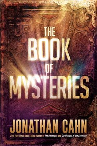 The Book of Mysteries Jonathan Cahn Hardback Book